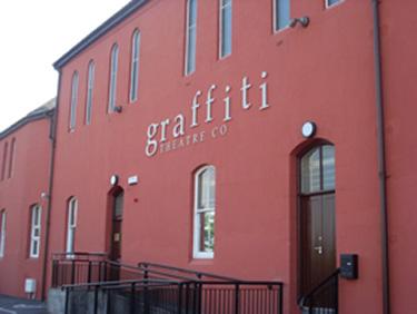 Graffiti Theatre Company where Fighting Words Cork meet